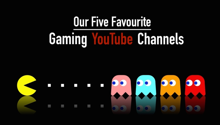 Five excellent gaming YouTube channels you might just enjoy